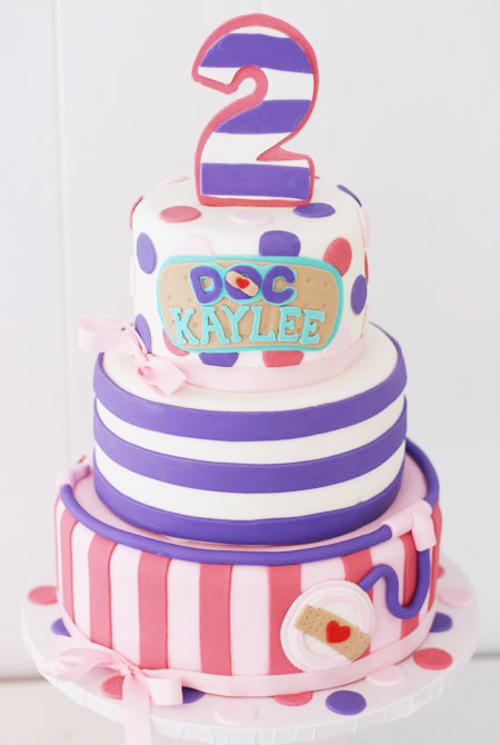 doc mcstuffins cake from bakery in north jersey cafe pierrot sussex county morris county