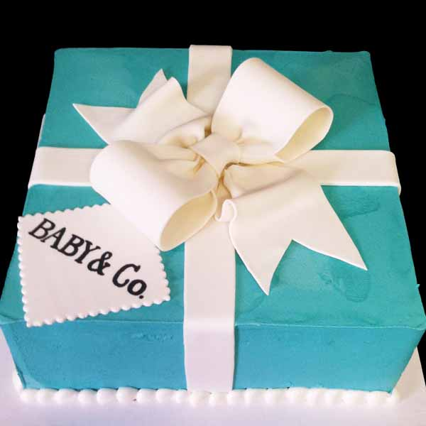 tiffany blue gift box bakery nj