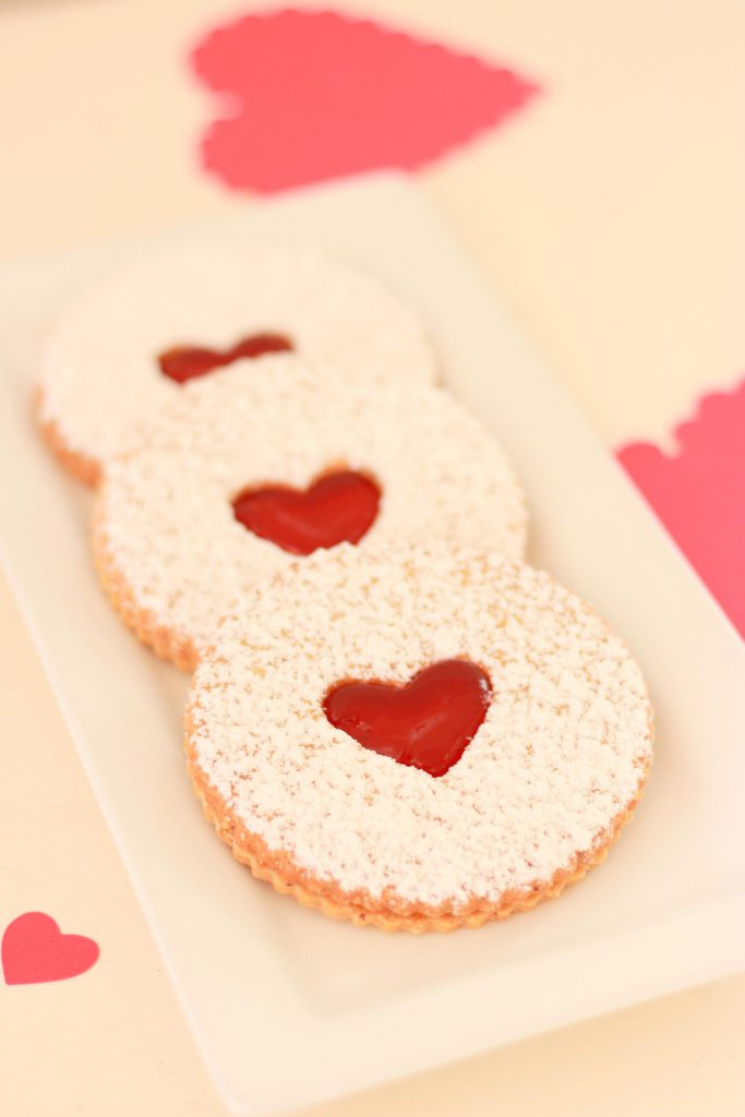 linzer tarts by cafe pierrot in sussex county nj