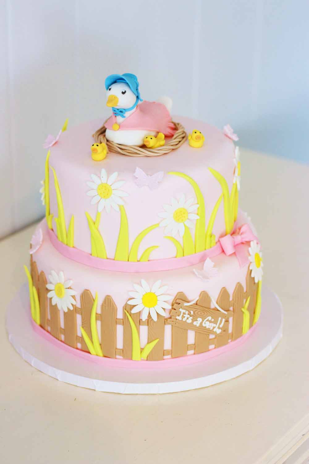 Fine Baby Shower Custom Cakes And Cookies In Northern Nj Funny Birthday Cards Online Chimdamsfinfo