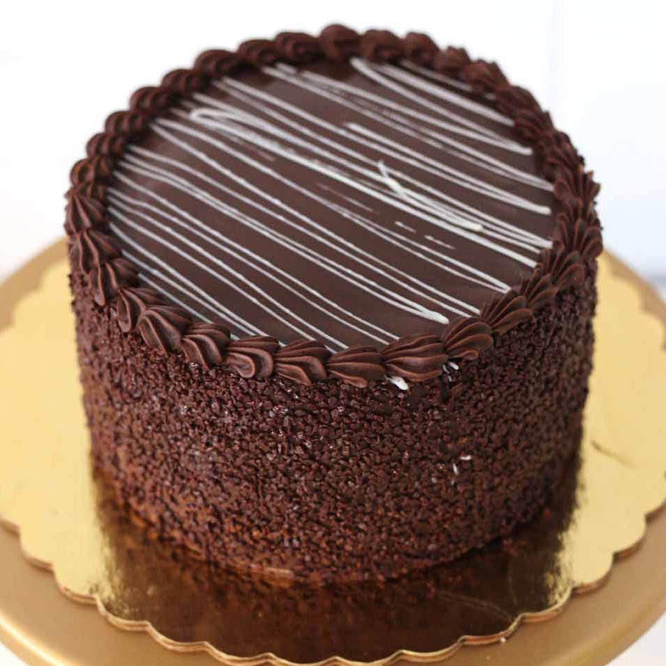 chocolate Gateaux from French Bakery in NJ