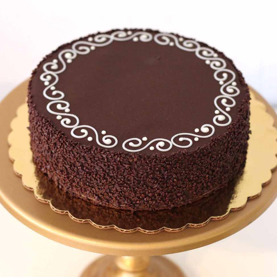 Gianduja Hazelnut Chocolate French Bakery New Jersey