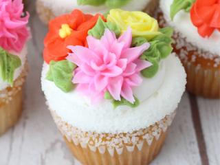 Jardin Cupcake